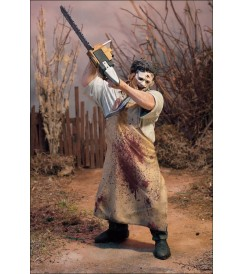 "(MM4) 18"" Leatherface"