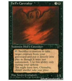 Hell&#39s Caretaker