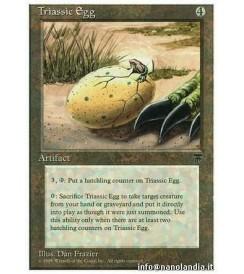 Triassic Egg