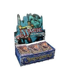MG Stronghold - Box (36 boosters) ENG