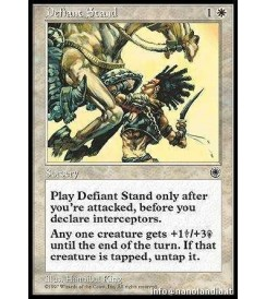 Defiant Stand