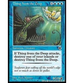 Thing from the Deep