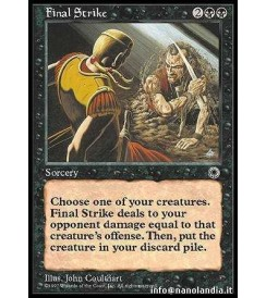 Final Strike