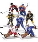 """AF NHL Legends 8 - 6"""" Figure - Set (8)"""