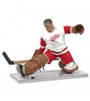 "AF NHL Legends 8 - Terry Sawchuk (Detroit Red Wings) - 6"" Figure"