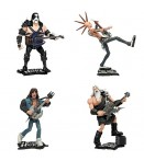 "AF Guitar Hero Series 1 - 6"" Figures Set (4)"