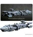 "RE Starship Troopers - Rodger Young Ship - 9"" Replica"