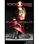 """BU Iron Man - Iron Man - 24"""" Lifesize Bust"""