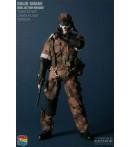 """AF Metal Gear Solid - Naked Snake - Square Camouflage - 12"""" Figu"""