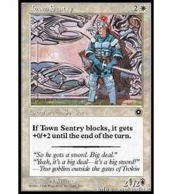 Town Sentry