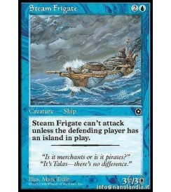 Steam Frigate