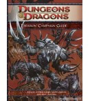 GR D&D 4.0 Ingl. - Eberron Campaign Guide