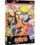 DVD Naruto #01