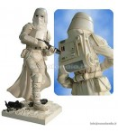 "VS SW - Snow Trooper - 12"" Vinyl Statue"