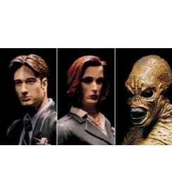 "AF X-Files - 6"" Figures 3-Pack"