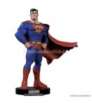 "ST Superman - Superman Batman Animated DVD - Superman - 10"" Stat"
