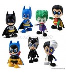 "AP Batman - Cosbaby - 3"" Mini Figures Set"