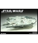 RE SW - Millennium Falcon - 1/72 Replica