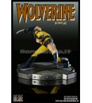 "ST Marvel - Wolverine Animated - 6"" Statue"