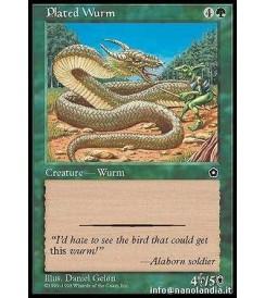 Plated Wurm
