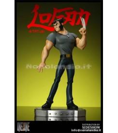 "ST Marvel - Wolverine Animated Logan - 10"" Statue"