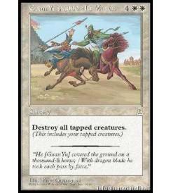 Guan Yu&#39s 1,000-Li March