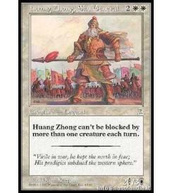 Huang Zhong, Shu General