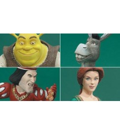 Shrek Four-Pack