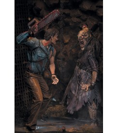 "AF Army of Darkness -  Ash & Pit Witch - 7"" Figures 2-Pack (2)"