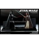 "DI SW - Obi-Wan vs Darth Vader - 12"" Diorama"