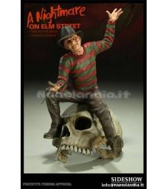 "DI A Nightmare on Elm Street - Fred in Your Head - 14"" Diorama"