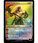 MG SP - Ajani Vengeant - PRERELEASE CARD SH. OF ALARA