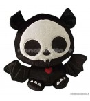 "PL Skelanimals DLX 2 - Diego (Bat) - 8"" Plush"