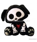 "PL Skelanimals DLX 1 - Dax (Dog) - 8"" Plush"