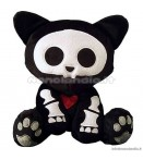 "PL Skelanimals DLX 1 - Kit (Cat) - 8"" Plush"