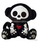 "PL Skelanimals DLX 1 - Marcy (Monkey) - 8"" Plush"