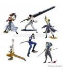 "AF Rurouni Kenshin - Best Collection - 5"" Figures"