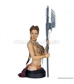 BU SW - Slave Leia in Metal Bikini - 1/6 Bust