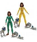 """AF Ninja Turtles - April O'Neil - 7"""" Figures Set (2)"""