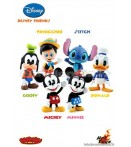 "VD Disney Friends - 3"" Vinyl Doll Cosbaby Set (6)"