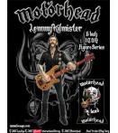 """AF Motorhead - Lemmy Kilmister - 7"""" Figure"""