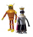 "AF Futurama S.4 - 6"" Figures Set (2)"