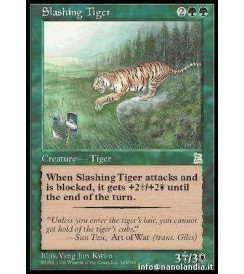 Slashing Tiger