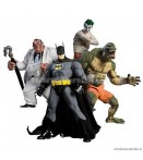 "AF DCU - Batman Arkham Asylum - 5"" Figures Box Set"