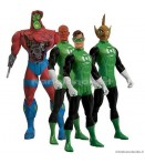 "AF DCU - Green Lantern - 7"" Figures Box Set"