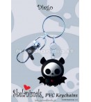 "KC Skelanimals - Diego (Bat) - 1"" Key Chain"