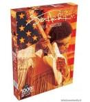 PU Jimi Hendrix Flag - Puzzle