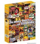 PU So many Beers so Little Time - Puzzle