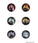 HP HALF BLOOD PRINCE -PIN SET CHARACTERS