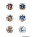 øHP HALF BLOOD PRINCE -PIN SET CREST-